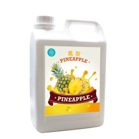 Pineapple Syrup - CJ05
