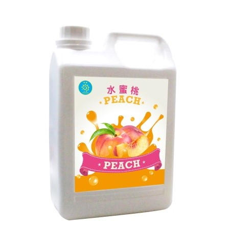 Sirup Peach - CJ11