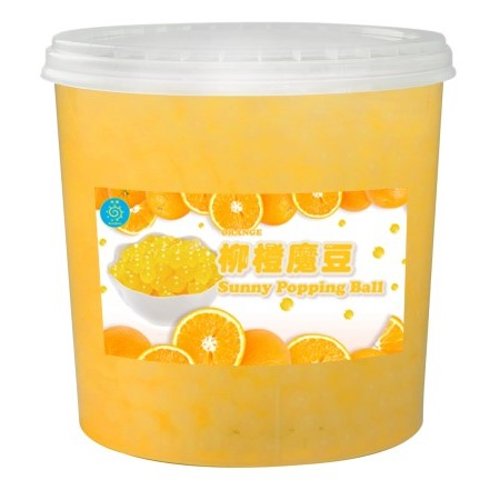 Orange Für Bubble Tea - PB04