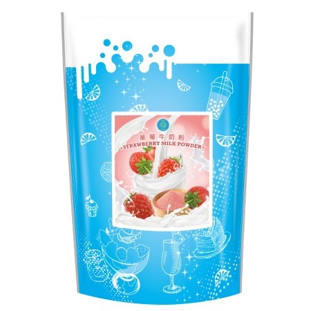 Susu Bubuk Rasa Strawberry - DP05