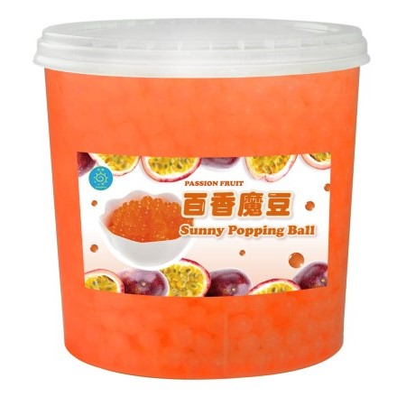 Fruit De La Passion Popping Boba - PB03