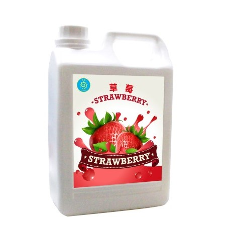 Strawberry Syrup - CJ04