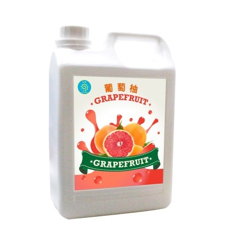 Grapefruit Sirup - CJ20